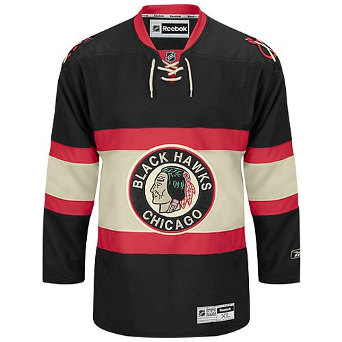finest selection c181b 43c41 Chicago Blackhawks 3rd jersey. | Sports Logos, Hats ...