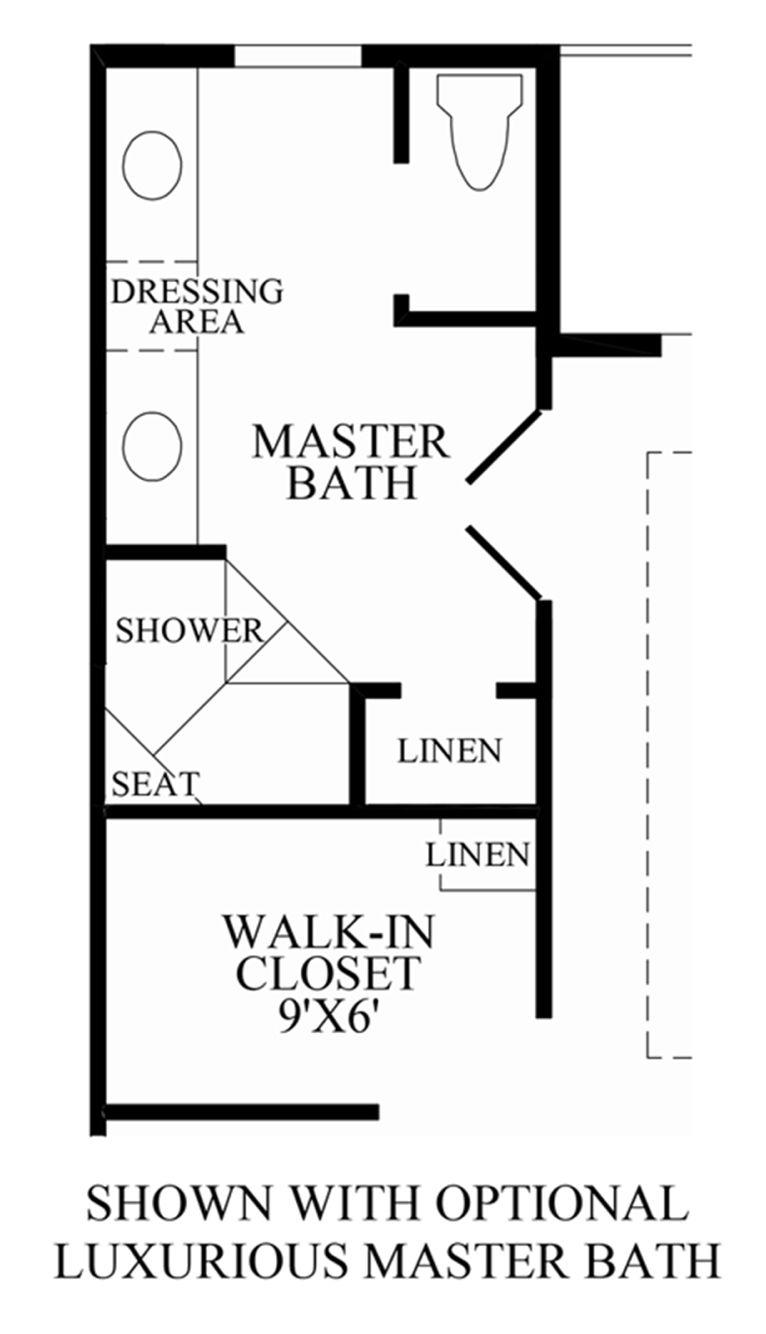 Master Bath No Tub Master Bathroom Design Layout Bathroom Design Layout Master Bathroom Layout