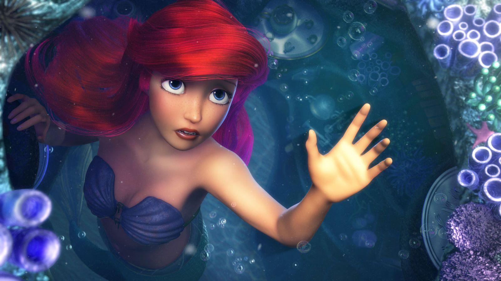 Ariel Part Of That World Wilfried Paget Pinned By Garm The Little Mermaid Disney Art Ariel The Little Mermaid