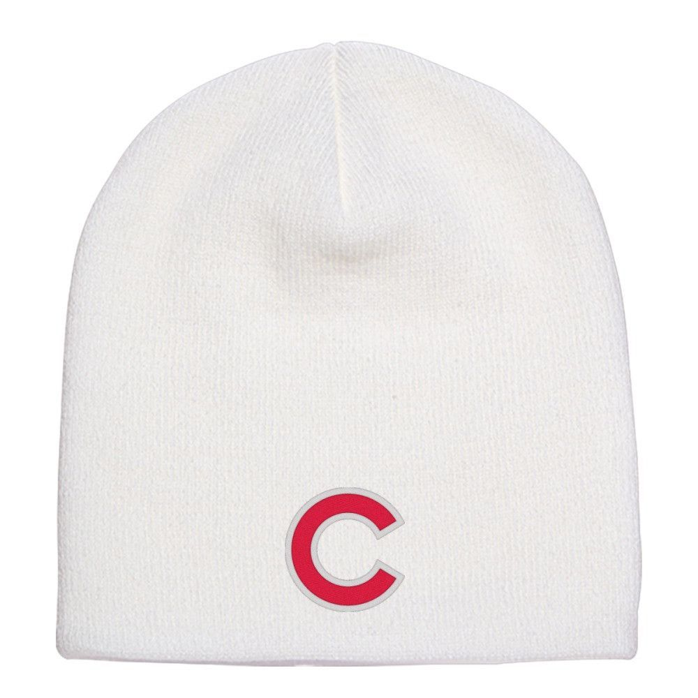Chicago Cubs Knit Beanie