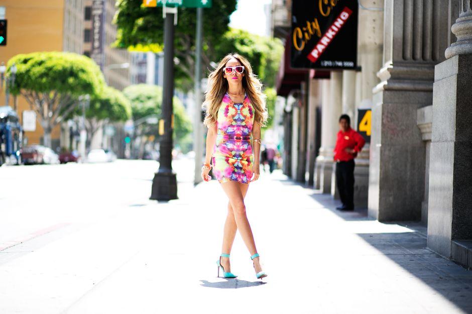 Haute & Rebellious Blog. Love the colors
