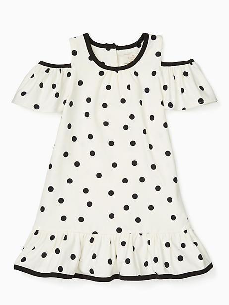 e05aefb1c Kate Spade Toddlers  Cold Shoulder Dress
