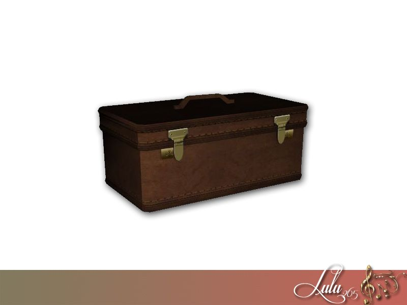Lulu265's Nuance Living Box Decor