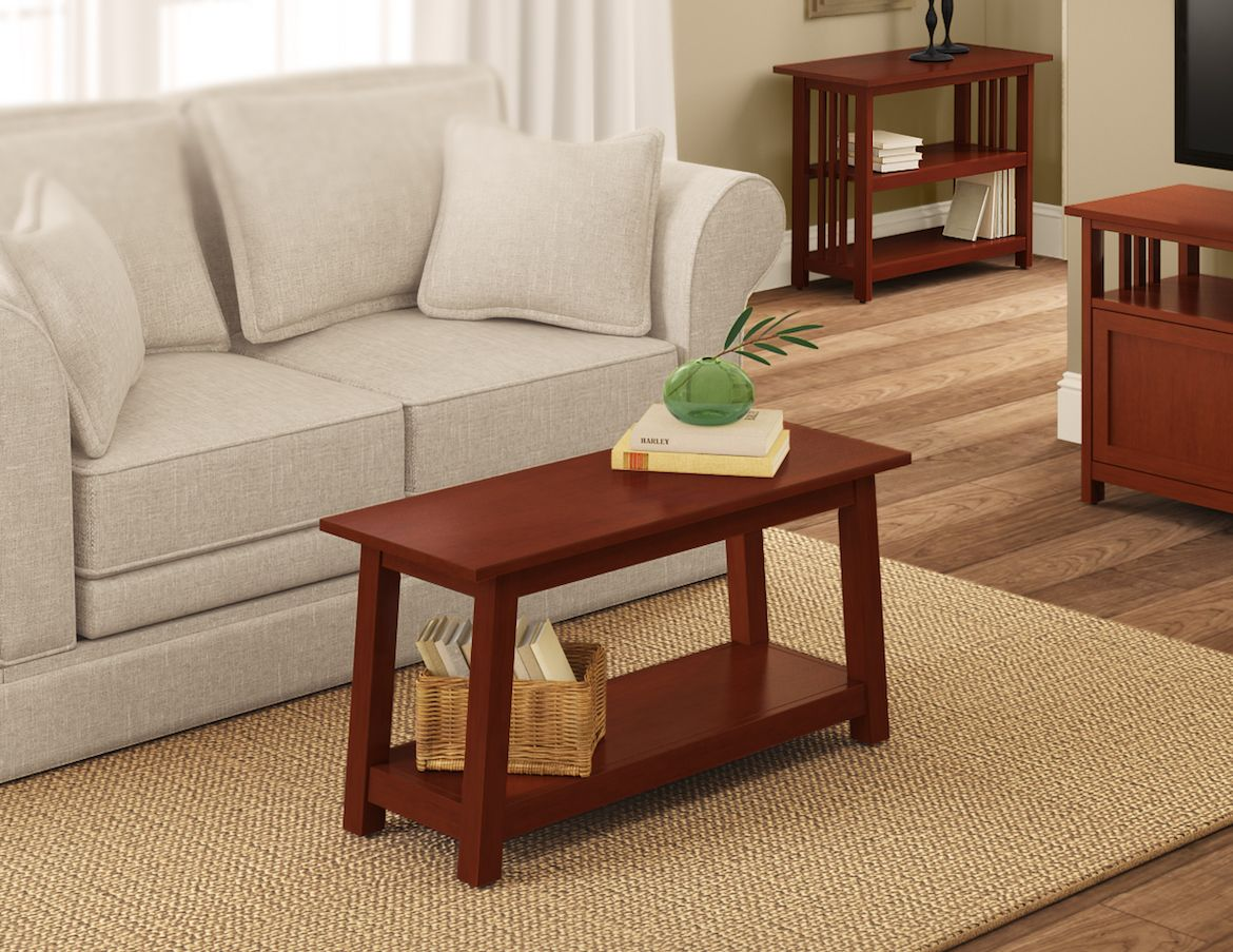 Our Classic Mission Style furniture collection is