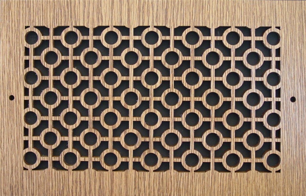 Wood Wall and Ceiling Vent Covers Pattern G (With images