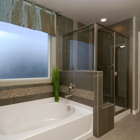 tiled alcove bathtub design ideas, pictures, remodel and