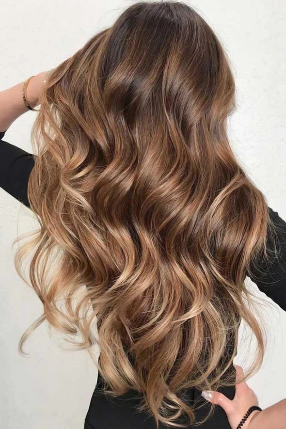 2020 Fashion Ombre Blonde Wigs Bleach Blonde To Brown – Boda fotos