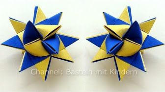 Origami Revealed Flower Popup Star Youtube Paper