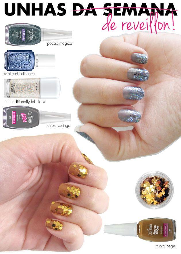 unhas-de-segunda-unhas-diferentes-e-nail-art-glitter-mix-de-glitters ...