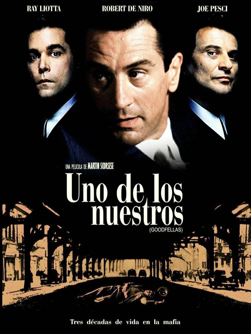 Pin De Siger En 34 Martin Scorsese 1942 Movie Posters Ray Liotta Robert De Niro Mafia