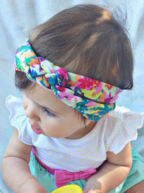 Celtic Turban Headband Baby Infant Head Wrap Newborn Headwrap Headwrap Baby Sailor Knot Headband Blue Headwrap Head Wrap For Baby