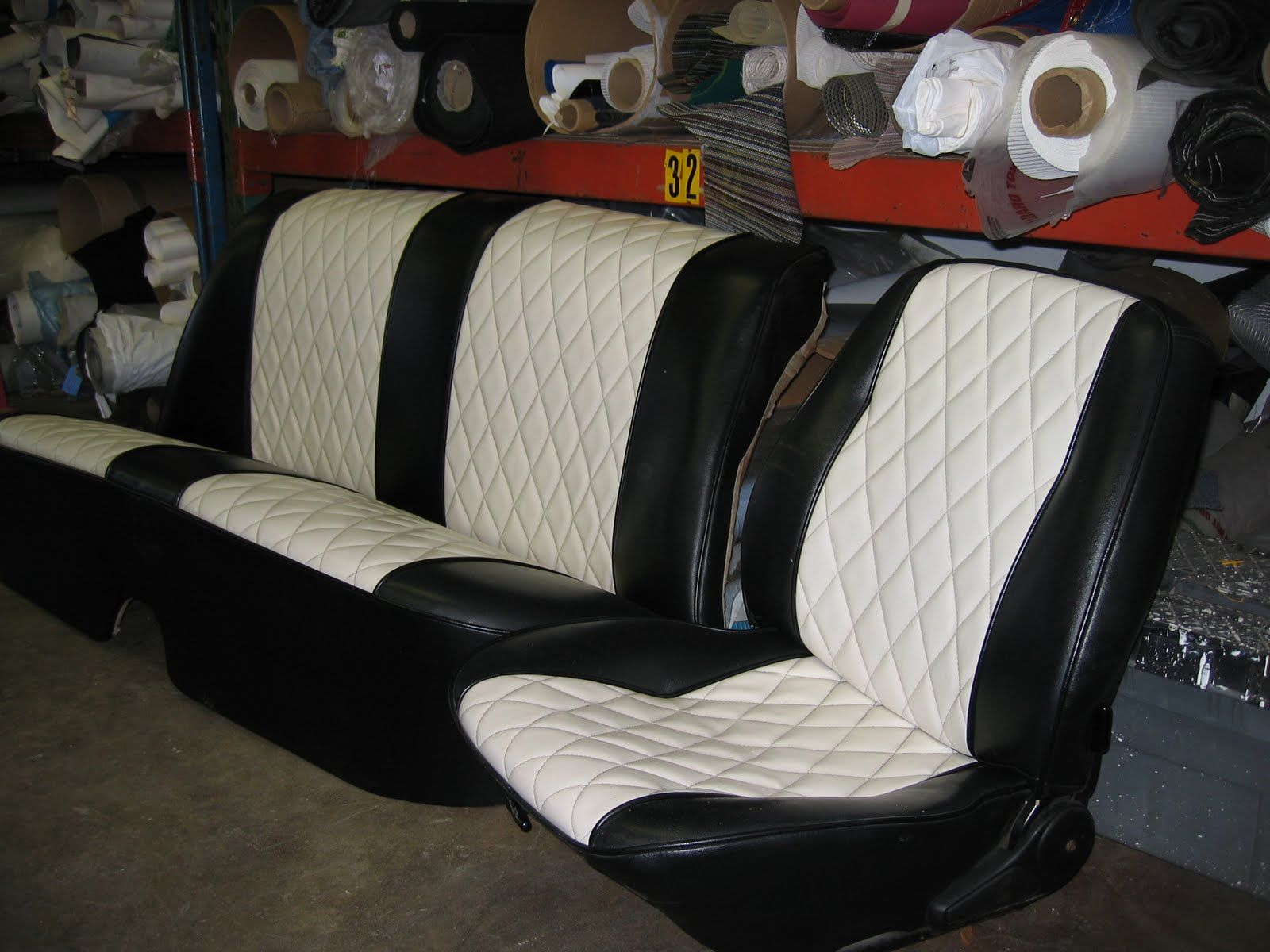 Homestyle Custom Upholstery and Awning: Custom Car Seats, 1600x1200
