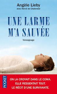 Une Larme M A Sauvee Angele Lieby Et De Chalendar Herve Livres A Lire Telechargement Listes De Lecture