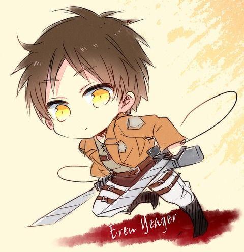 Shingeki No Kyojin おしゃれまとめの人気アイデア Pinterest Shiro Ichigo アニメチビ ちびキャラ イラスト 進撃の巨人 かわいい