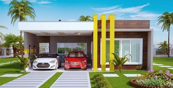 Casa t rrea 3 su tes 220m planta pesquisa google for Casa moderna 8