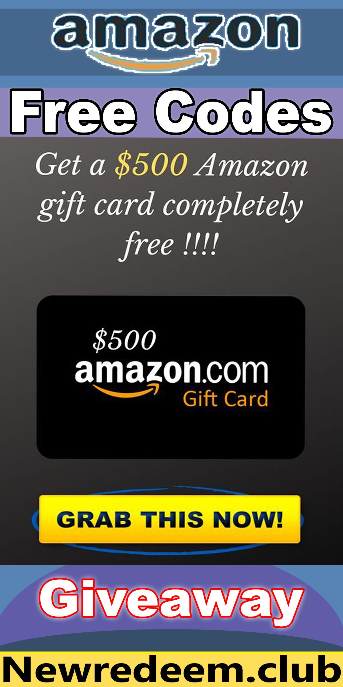 Photo of Amazon Gift Card giveaway !!!!