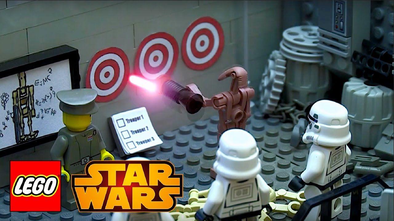 Lego Star Wars Videos