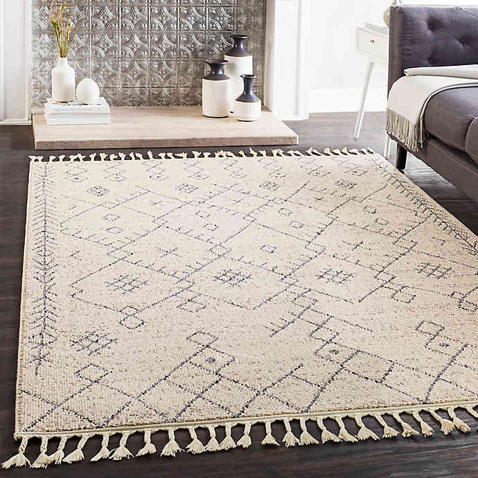 Restoration Bohemian Global Rug Bed Bath Beyond Beige Area