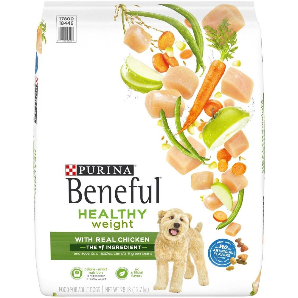 Purina Beneful Healthy Weight With Real Chicken Dry Dog Food