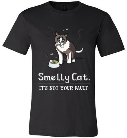 Smelly Cat It's Not Your Fault