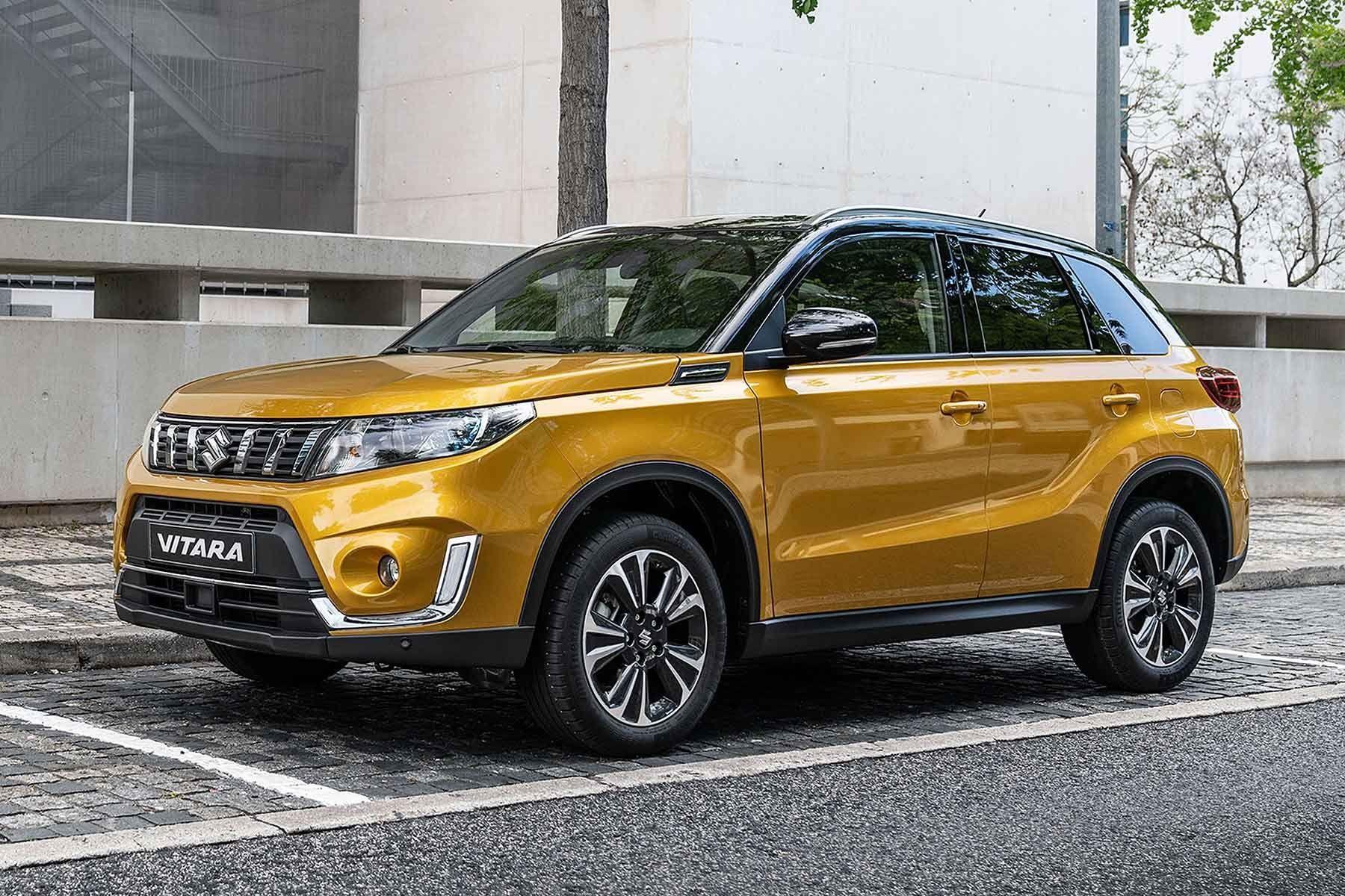 Suzuki Vitara 2019 Update Overview From Updated Suzuki Vitara