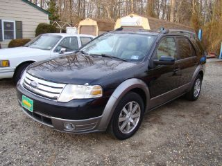 2008 Ford Taurus X Sel With Images Taurus Ford Suv