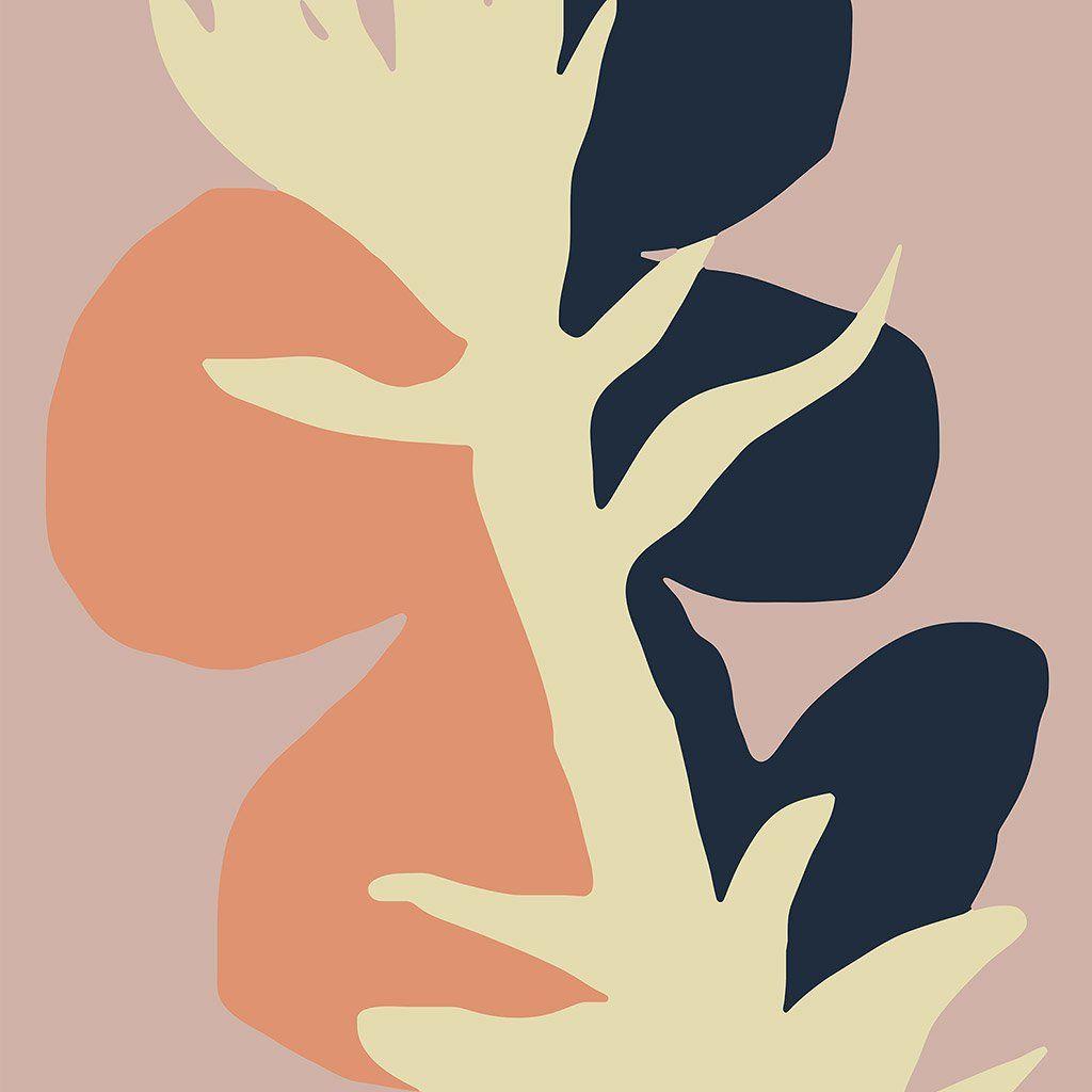 Heparin • abstract art • modern art • shapes • color