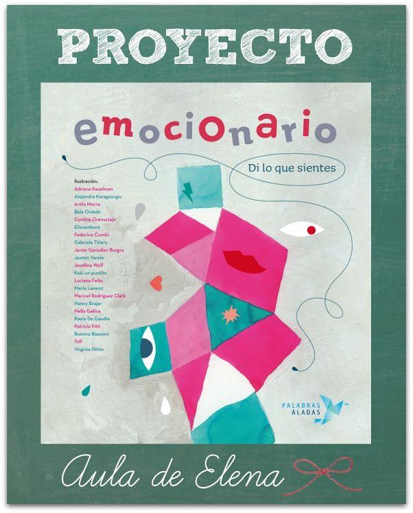 Proyecto de educación emocional Emocionario del blog Aula ...