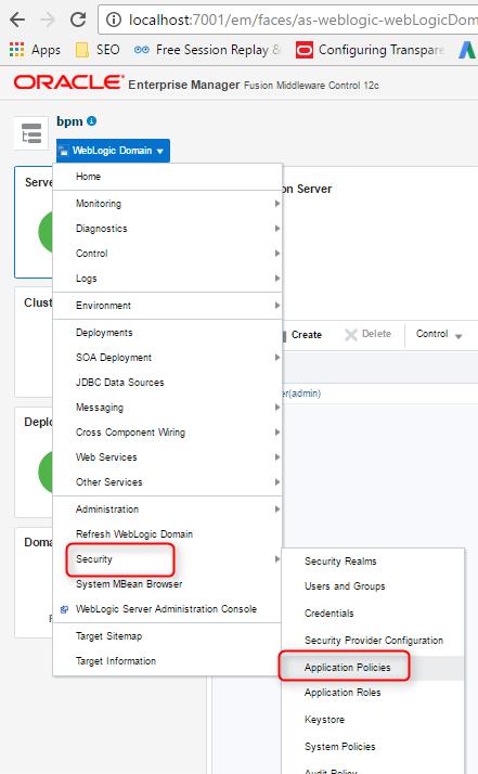Oracle Weblogic Application Server Download