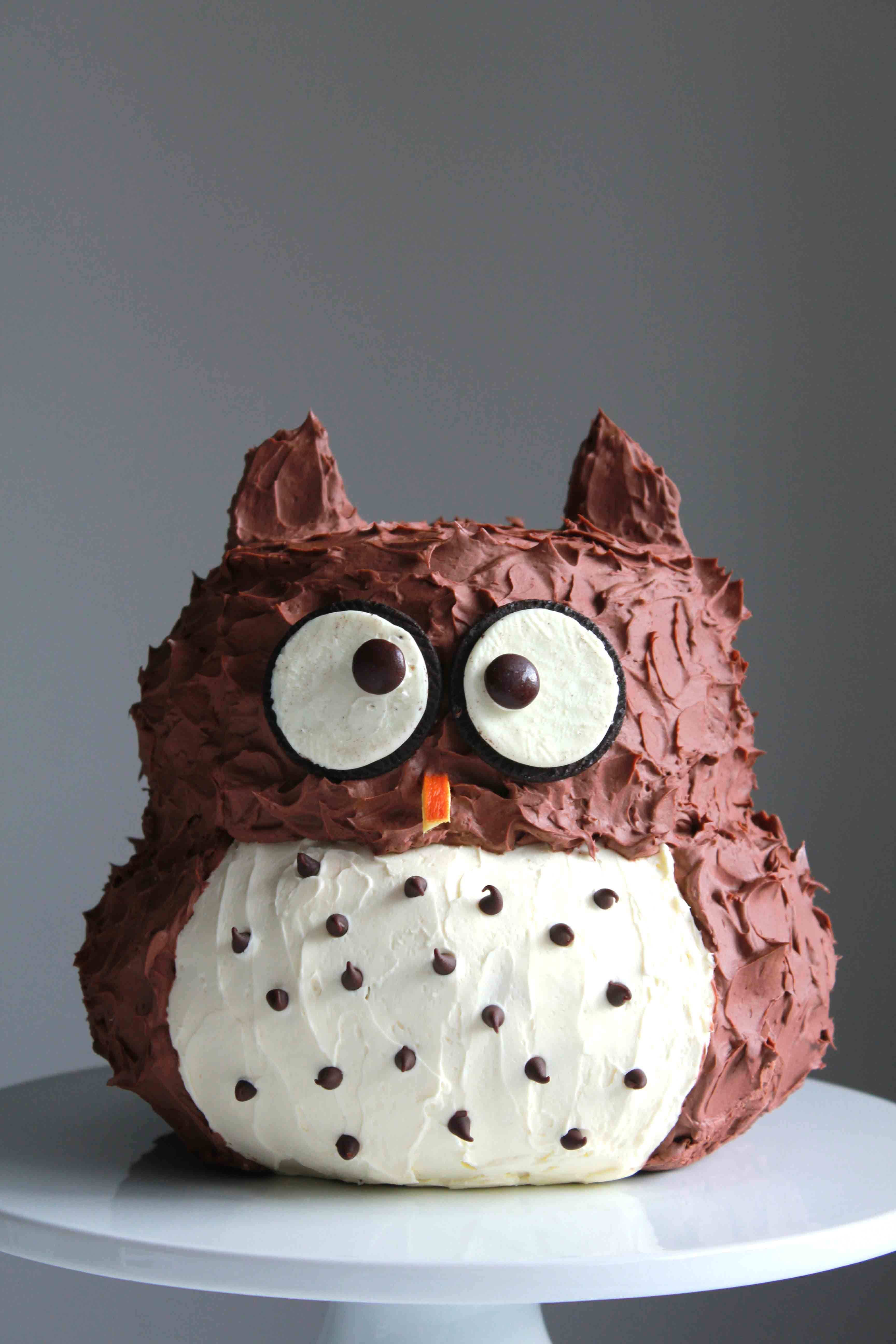 Charming Friday Links Creating the Perfect Birthday Cake Owl