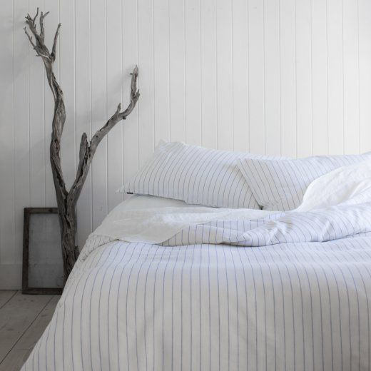 Linenme Striped Bed Linen