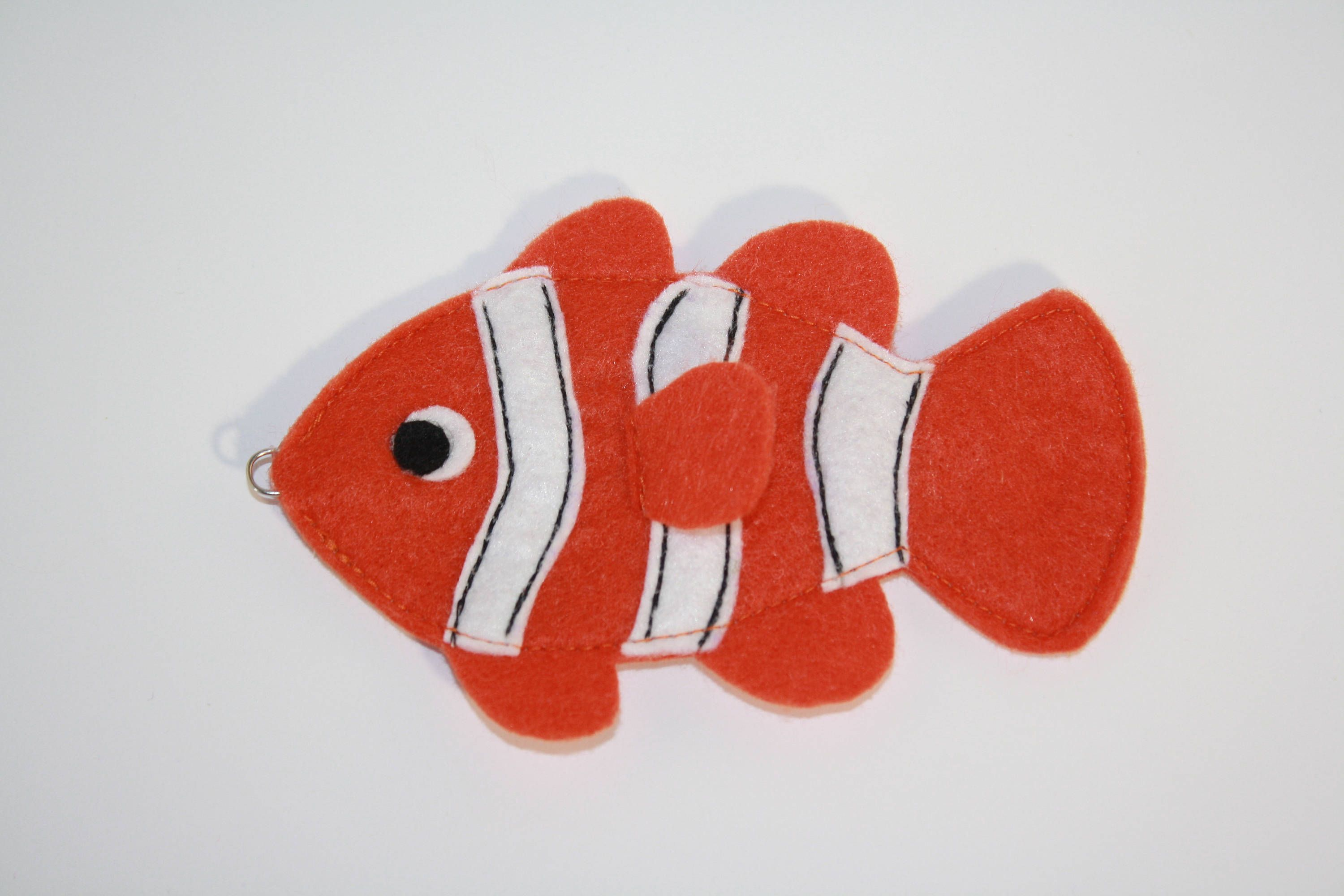 Felt Fishing Magnetic Educational fish game Sea animals Learning