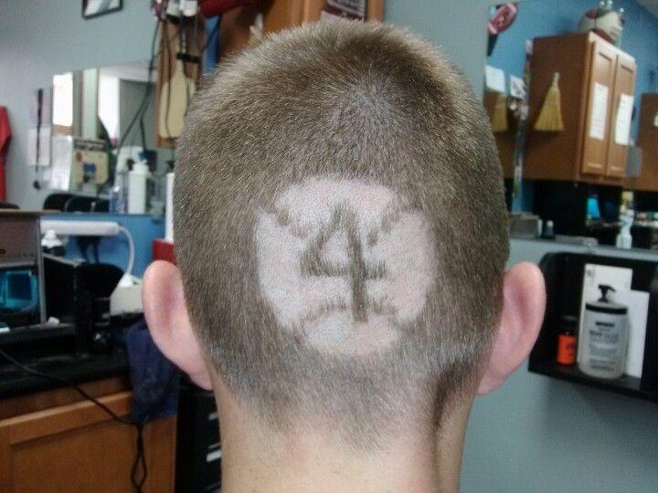 baseball design #4 shortstop barber