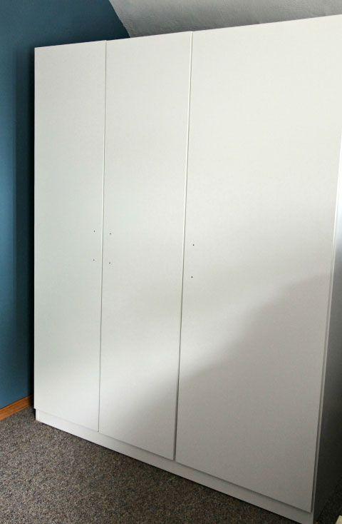 iheart organizing ikea dombas armoire hack