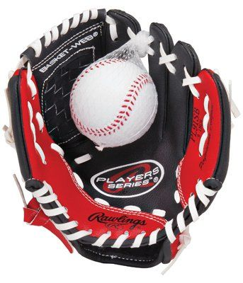 Rawlings Players Series 9 Inch Youth Baseball Glove Right Hand Throw Pl90mb Rawlings Players Ser Youth Baseball Gloves Baseball Glove Size Baseball Glove