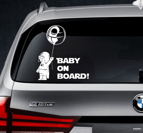 Baby On Board Chevy Decal Safety Vinyl Sticker