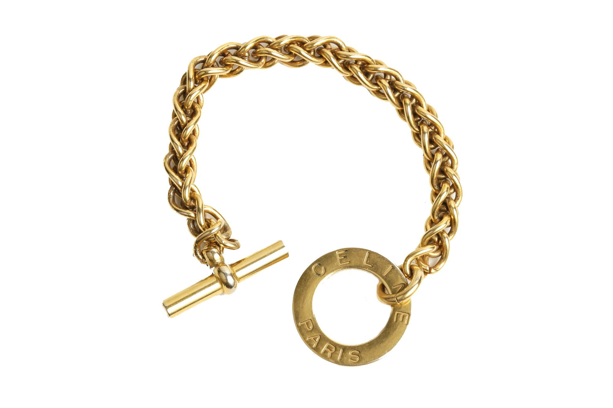 Vintage Celine Cle 008 Bracelet In 2020 Vintage Jewelry Vintage Bracelets