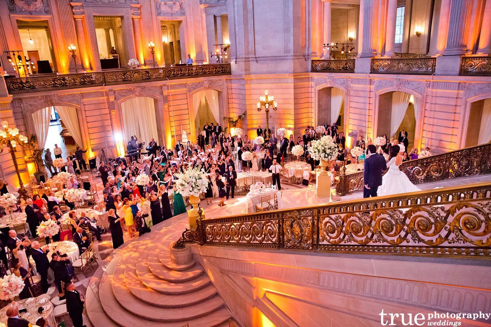 An Exquisite Wedding At San Francisco City Hall Ramona Edwin