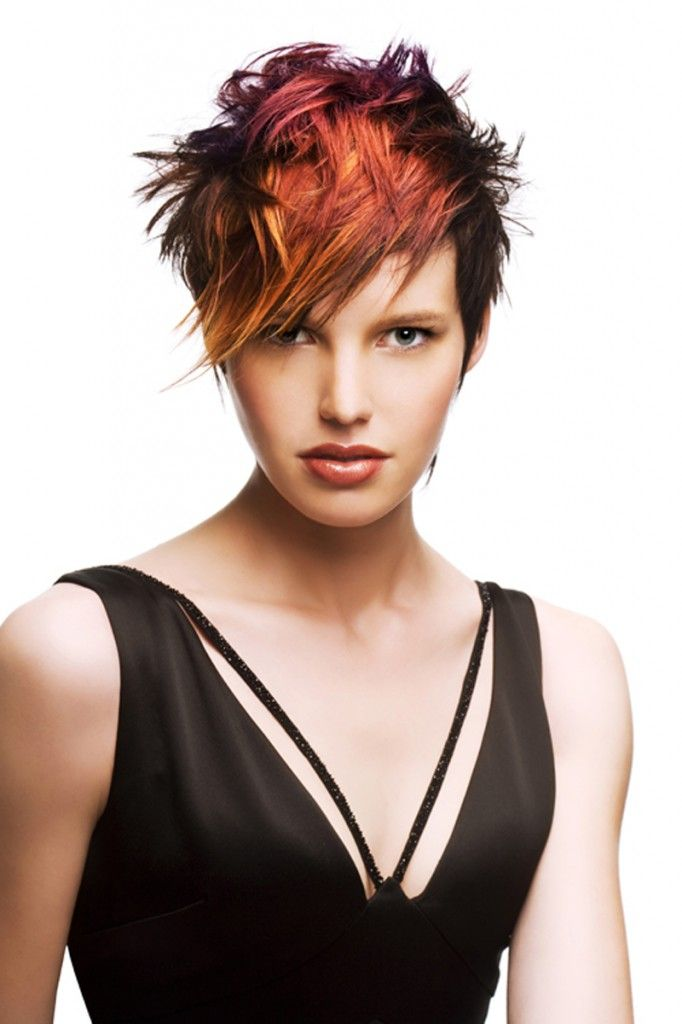 Color Hairstyles For Short Hair   Short hair, Hair coloring and ...