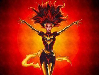 Phoenix Jean Grey Doppelganger Marvel Jean Grey Dark Phoenix Marvel Artwork