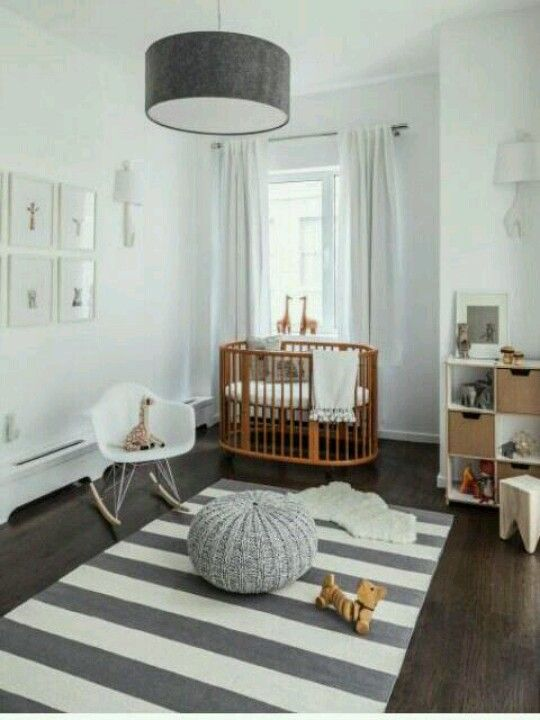 Baby room, would replace the giraffes with lions though.