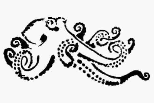 octopus | Stencil Projects | Pinterest | Stencil templates ...