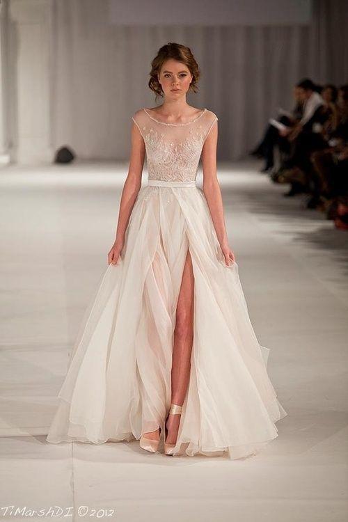 60 Swoon Worthy Beach Wedding Dresses (New!) | Beach weddings ...