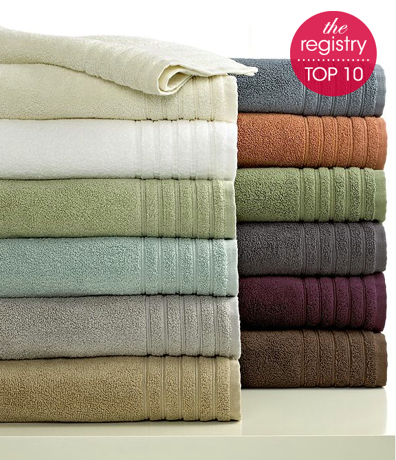 Macys Bath Towels Awesome Registry Top 10 Hotel Collection Bath Towels #registry #ido #macys Design Inspiration