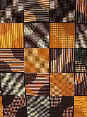 NUOVO africani produttori di cotone stampa tessuto di alta qualità Brillante & COLORI audaci venduti per iarda