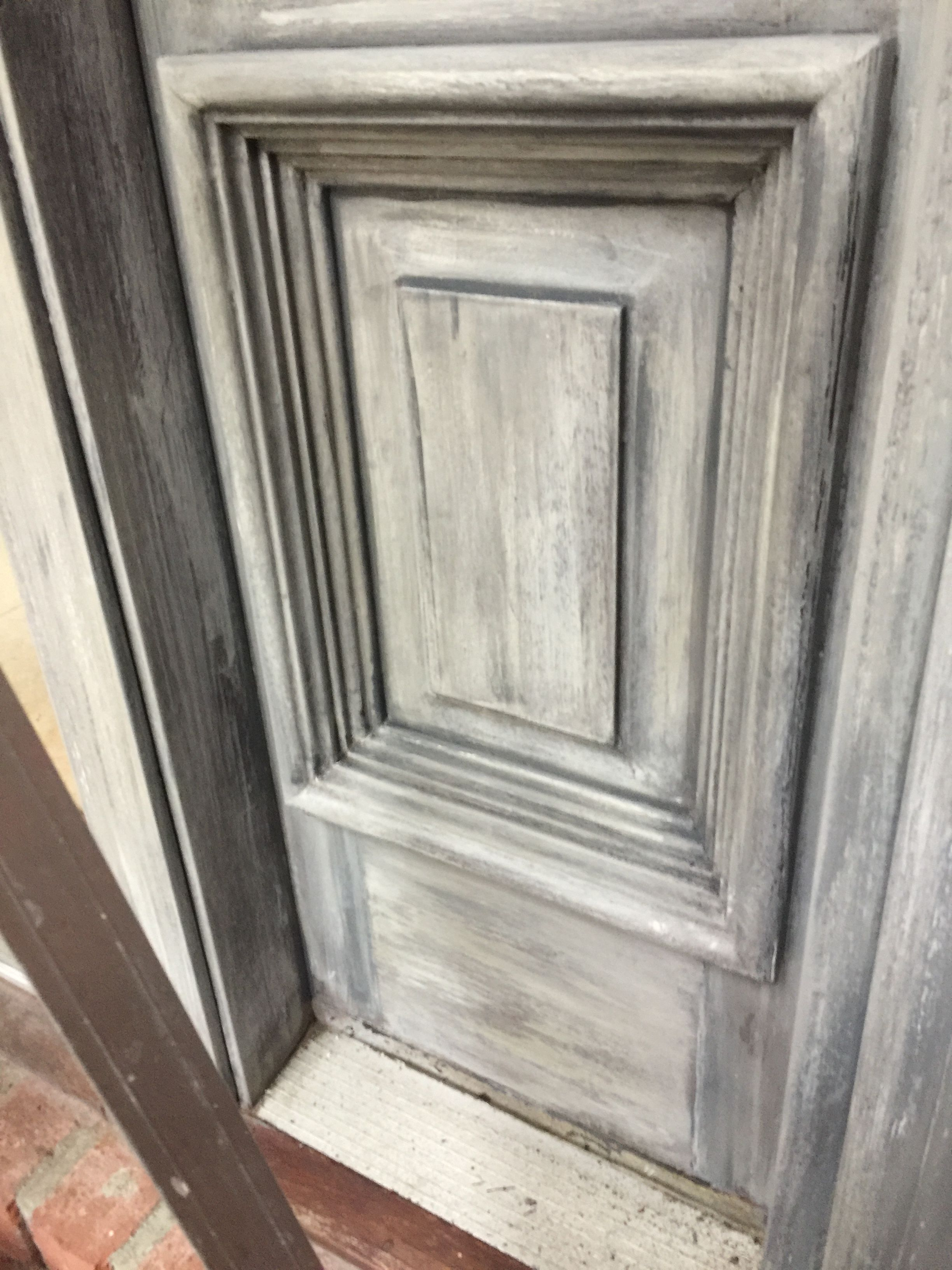 Driftwood Finish For Front Doors Painted Exterior Doors Faux