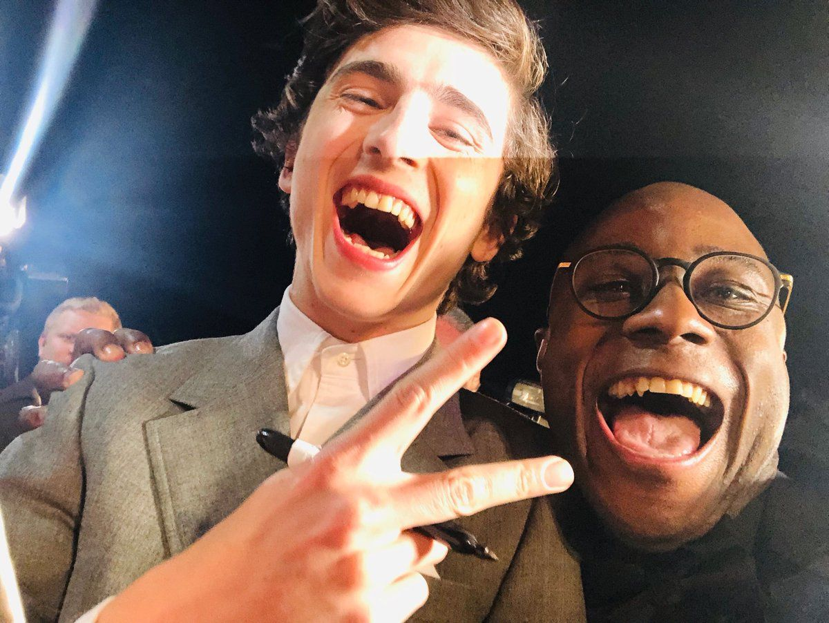 Barry Jenkins on | STAN LIST in 2019 | Timothee chalamet