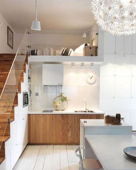 1-Zimmer-Wohnung einrichten Mit diesen Tipps wird euer Zuhause - kleine kueche einrichten tipps ideen