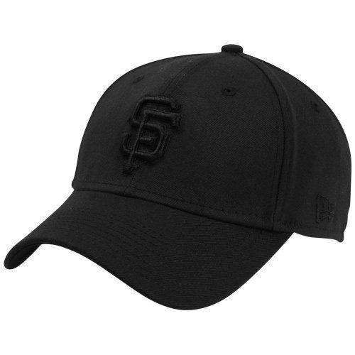 f68416a2346 MLB New Era San Francisco Giants Tonal Classic Flex Hat - Black by New Era.