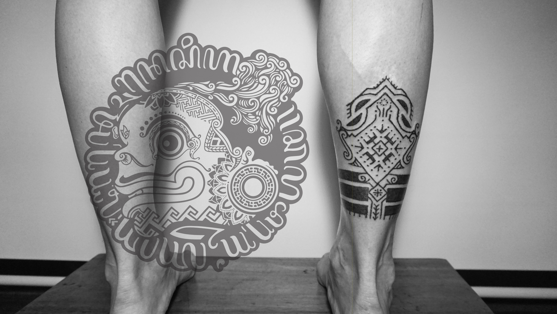 Pin On Indonesian Tattoo